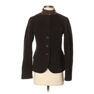 EUC J. Crew Brown Blazer Jacket Size Small